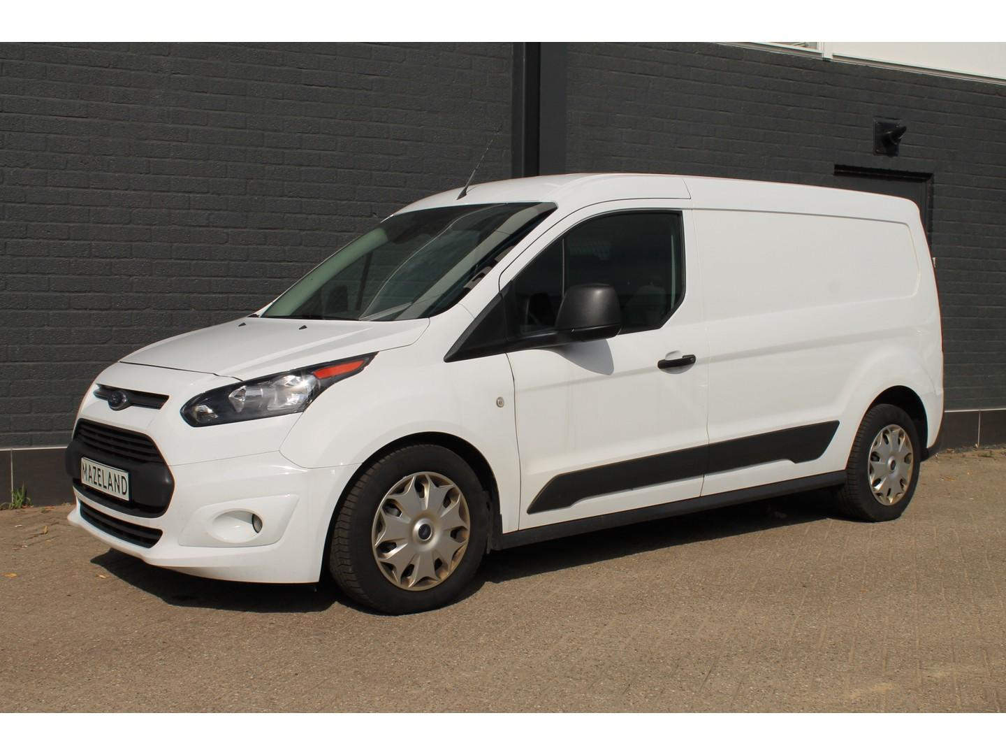 Ford Transit connect 1.5 tdci 120pk automaat l2 - climate - navi - cruise - pdc - € 12.950,- ex.
