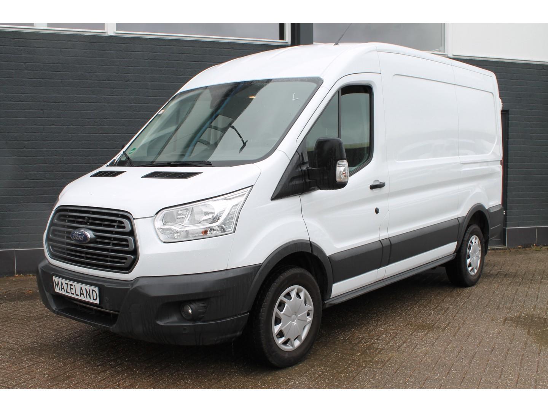 Ford Transit 350 2.0 tdci 130pk l2h2 - airco - cruise - pdc - € 16.900,- ex.