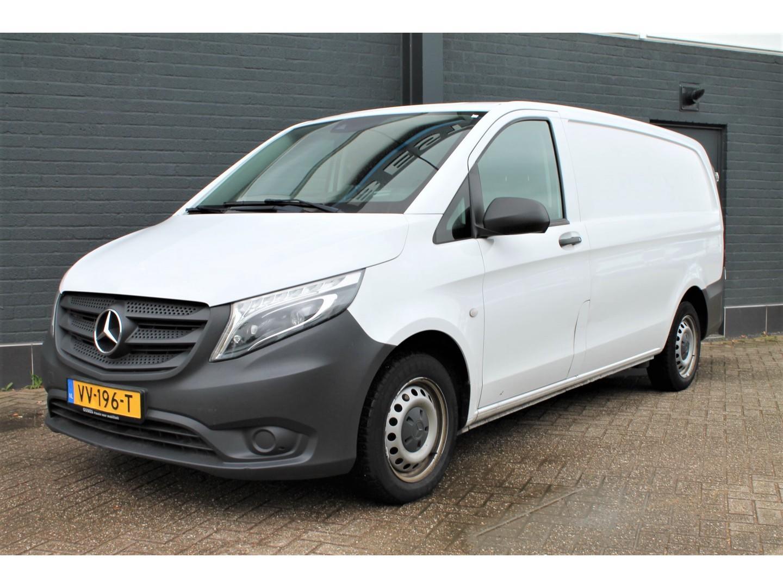 Mercedes-benz Vito 114 cdi lang - climate - cruise - trekhaak - € 11.500,- ex.