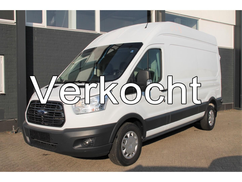Ford Transit 350 2.0 tdci 130pk l3h3 - airco - cruise - 4.000km !! - € 18.950,- ex.