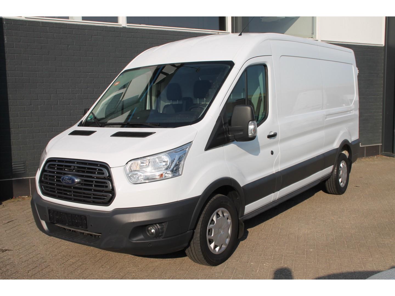 Ford Transit 350 2.0 tdci 170pk l2h2 - airco - cruise - pdc - € 16.950,- ex.