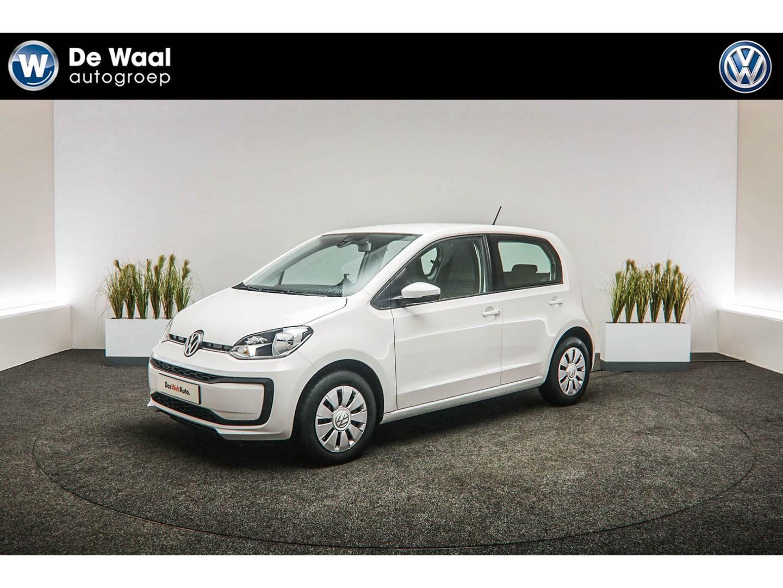 Volkswagen Up! 1.0 bmt move up! airconditioning, bluetooth, navigatie voorbereiding