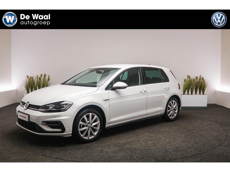 Volkswagen Golf 1.5 tsi 150 pk dsg highline business r-line led verlichting, navigatie, adaptieve cruise control