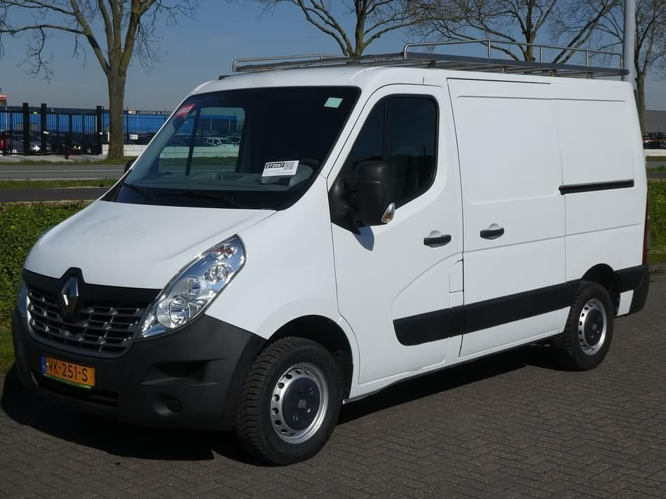 Renault Master 2.3 dci 125, airco, impe