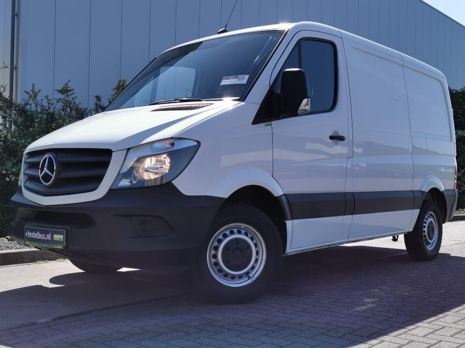 Mercedes-benz Sprinter 214 cdi l1h1 140pk