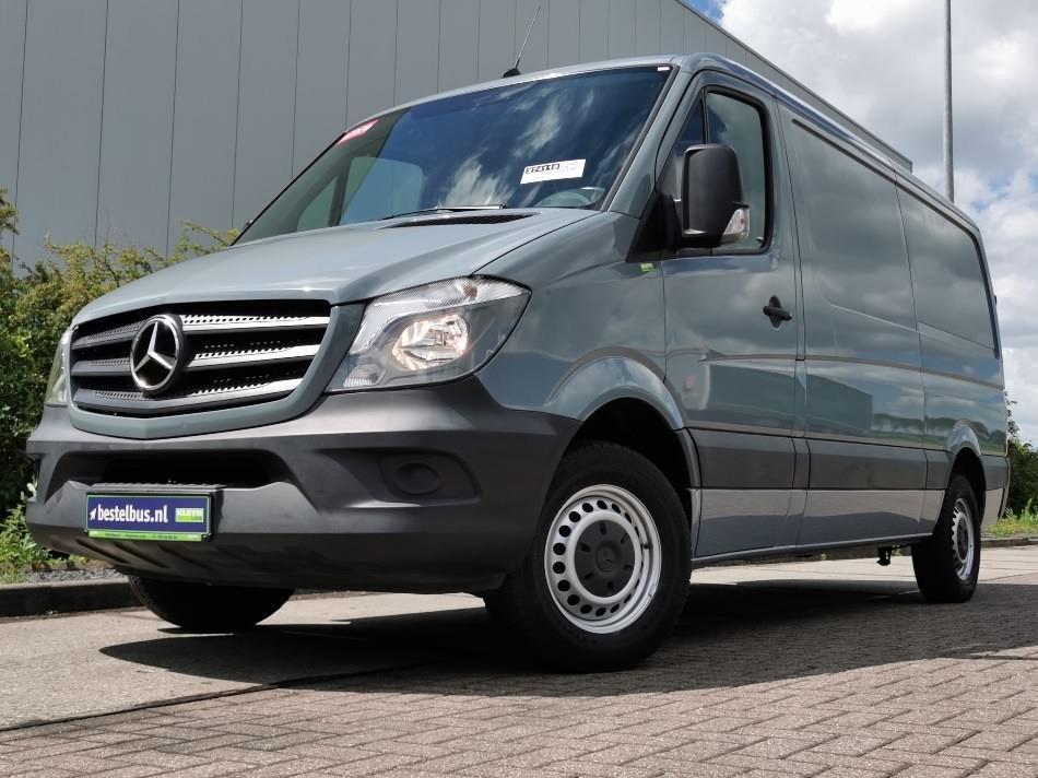 Mercedes-benz Sprinter 213 l2h1 lang airco