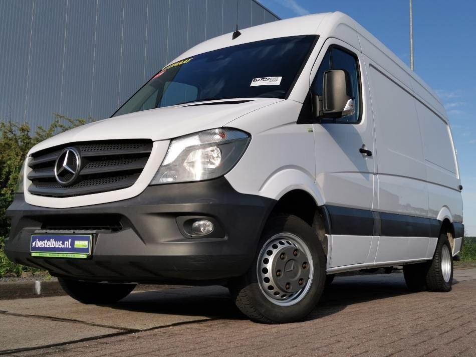 Mercedes-benz Sprinter 516 cdi ac automaat trek