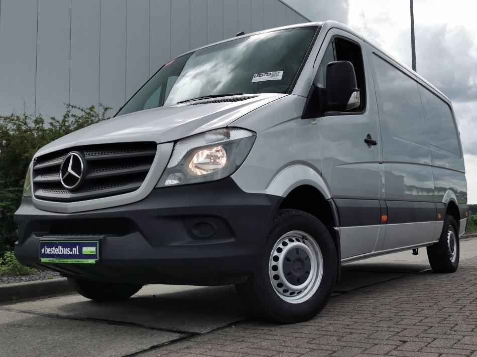 Mercedes-benz Sprinter 313 cdi lang airco