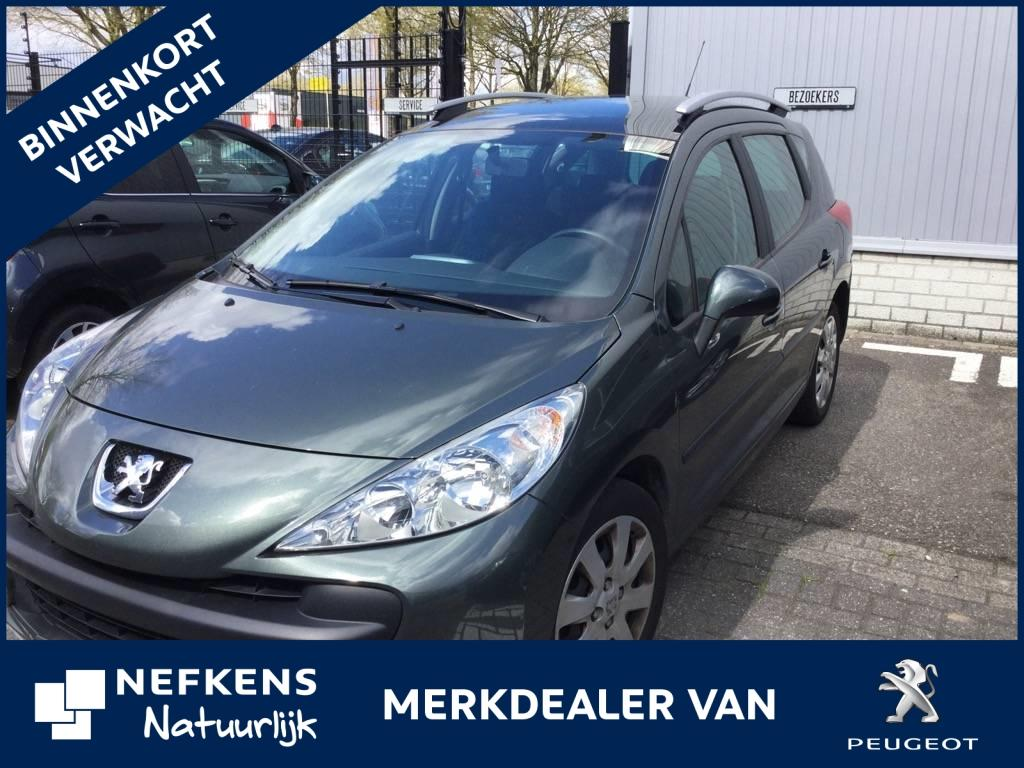 Peugeot 207 Sw xs 1.6 16v * airco * panorama * lage km-stand * parkeerhulp *