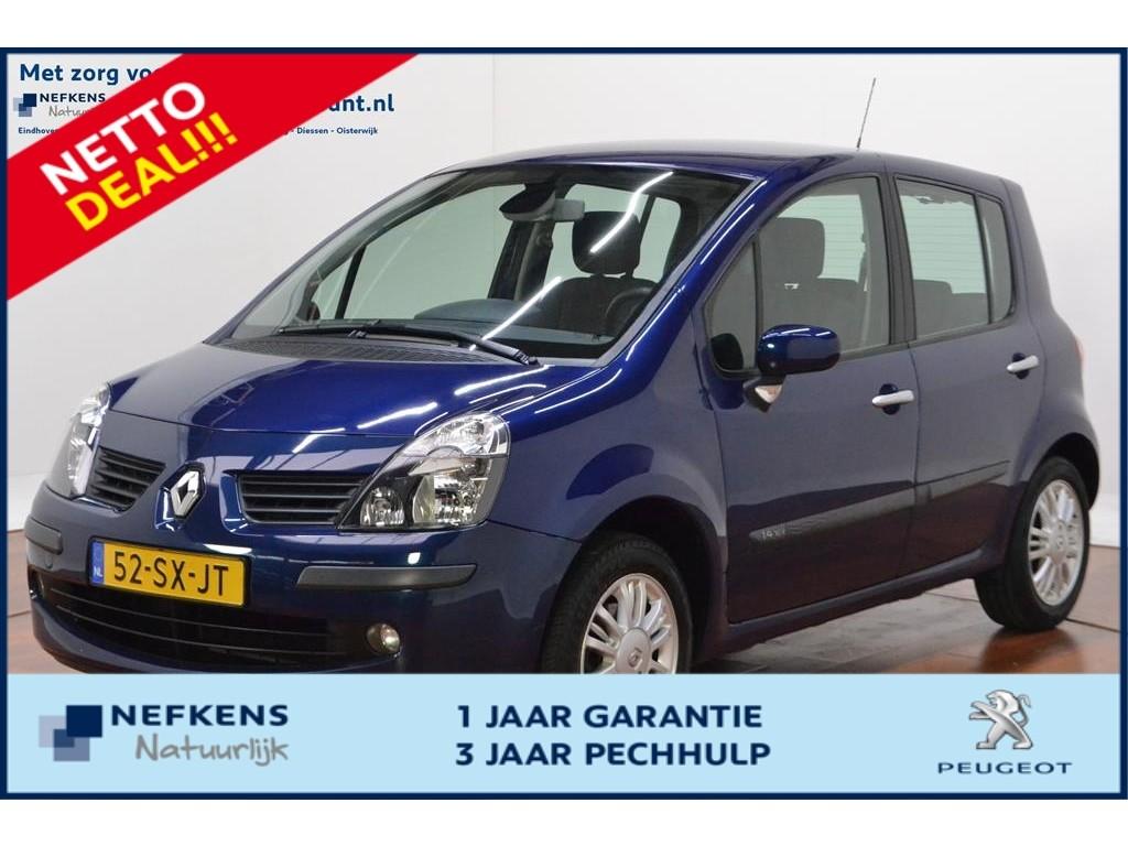 Renault Modus 1.4 16v dynamique * airco * lmv * 12mnd. garantie