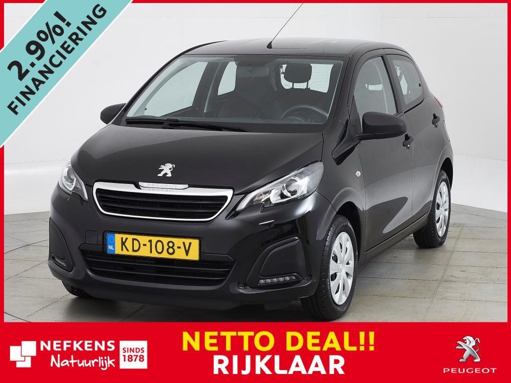 Peugeot 108 1.0 68pk access * lage kilometerstand *
