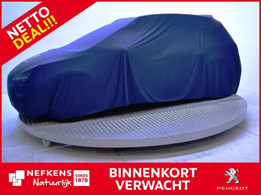 Peugeot 108 1.0 68pk active pack premium * airco * touchscreen * lage km-stand! *