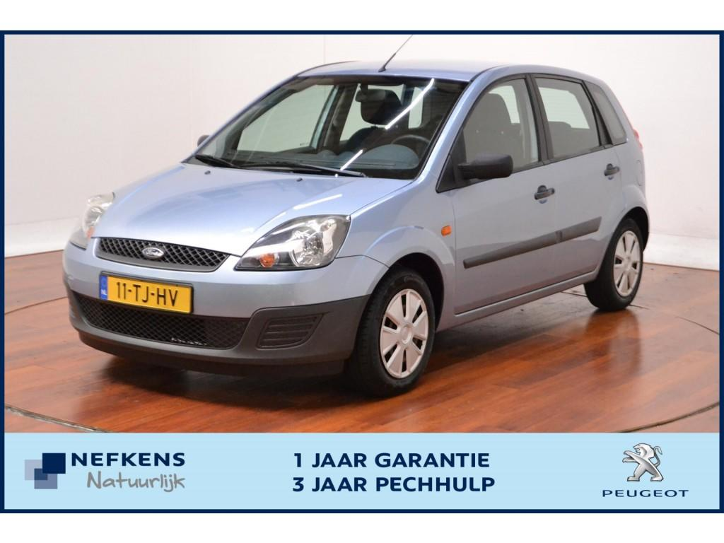 Ford Fiesta 1.3 8v 51kw 5d style * airco *