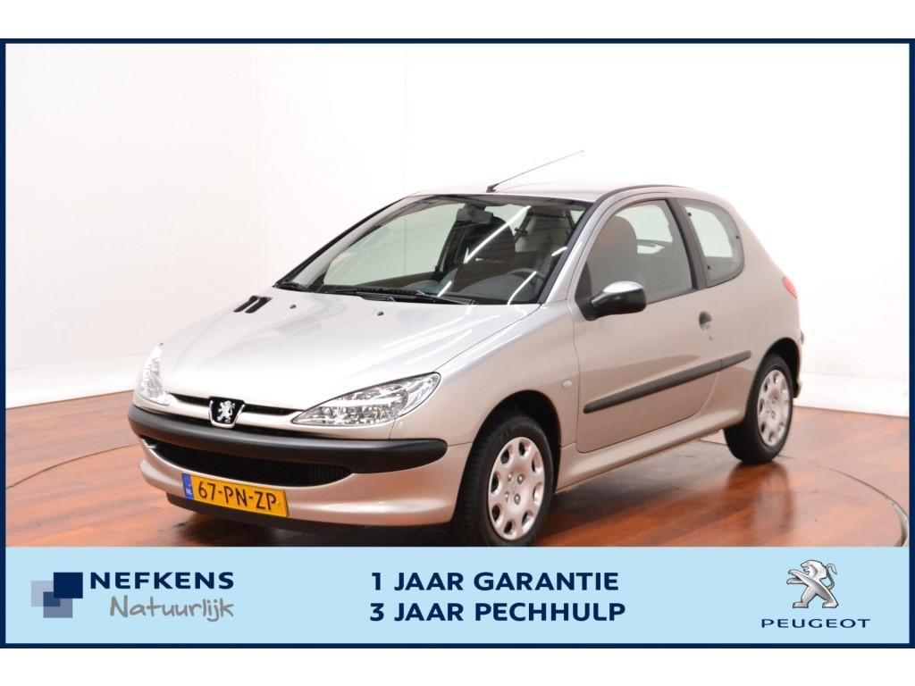 Peugeot 206 Pop art 1.4 3-drs * 12 mnd garantie *
