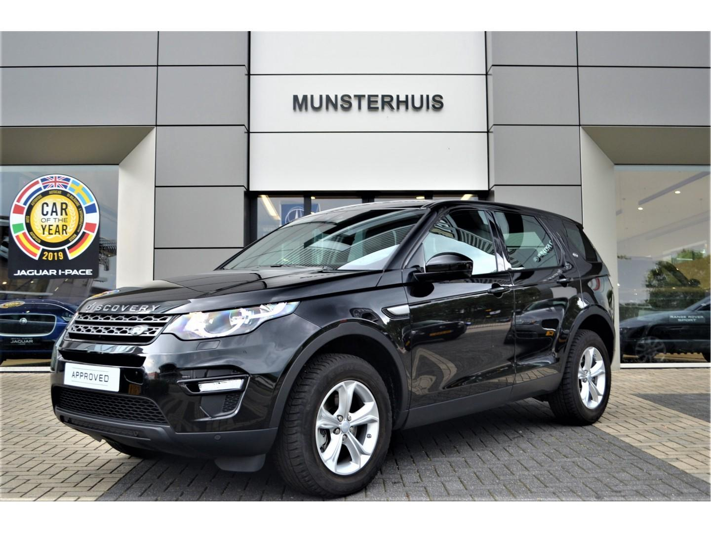 Land rover Discovery sport 2.0 td4 urban series pure