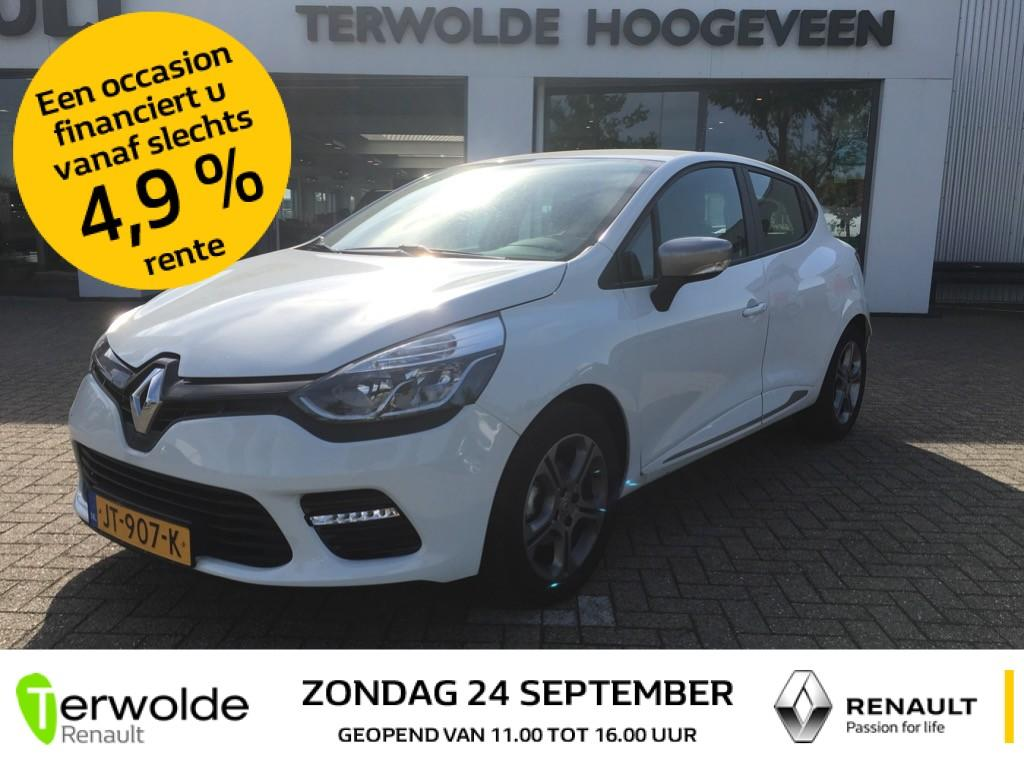 Renault Clio 0.9 tce expression gt line