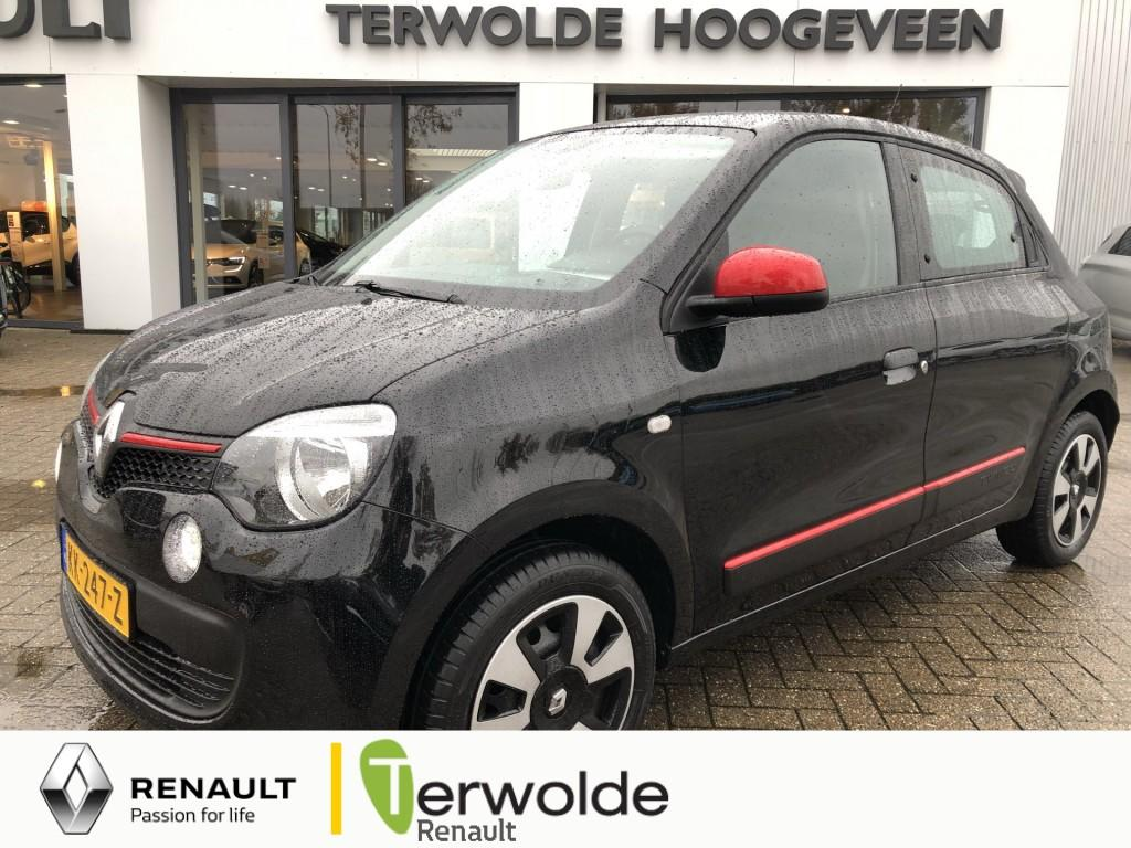Renault Twingo 1.0 sce collection sneldheidsbegrenzer