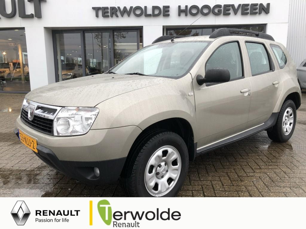 Dacia Duster 1.6 lauréate 2wd cruise control
