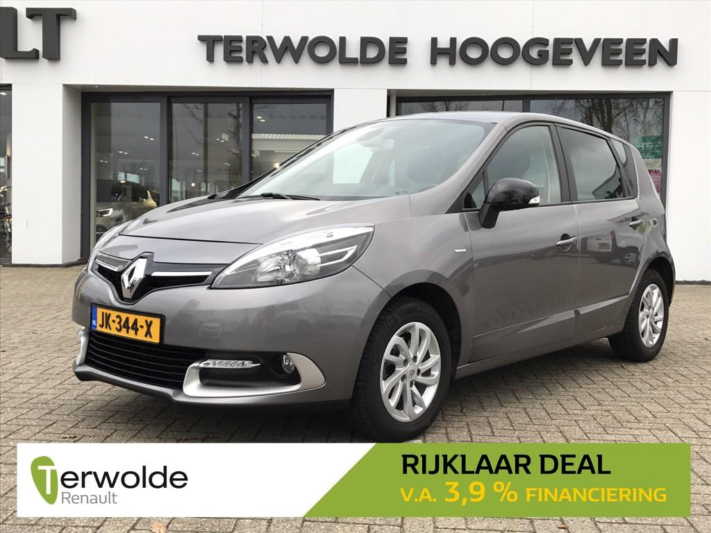 Renault Scénic 1.5dci 110pk limited