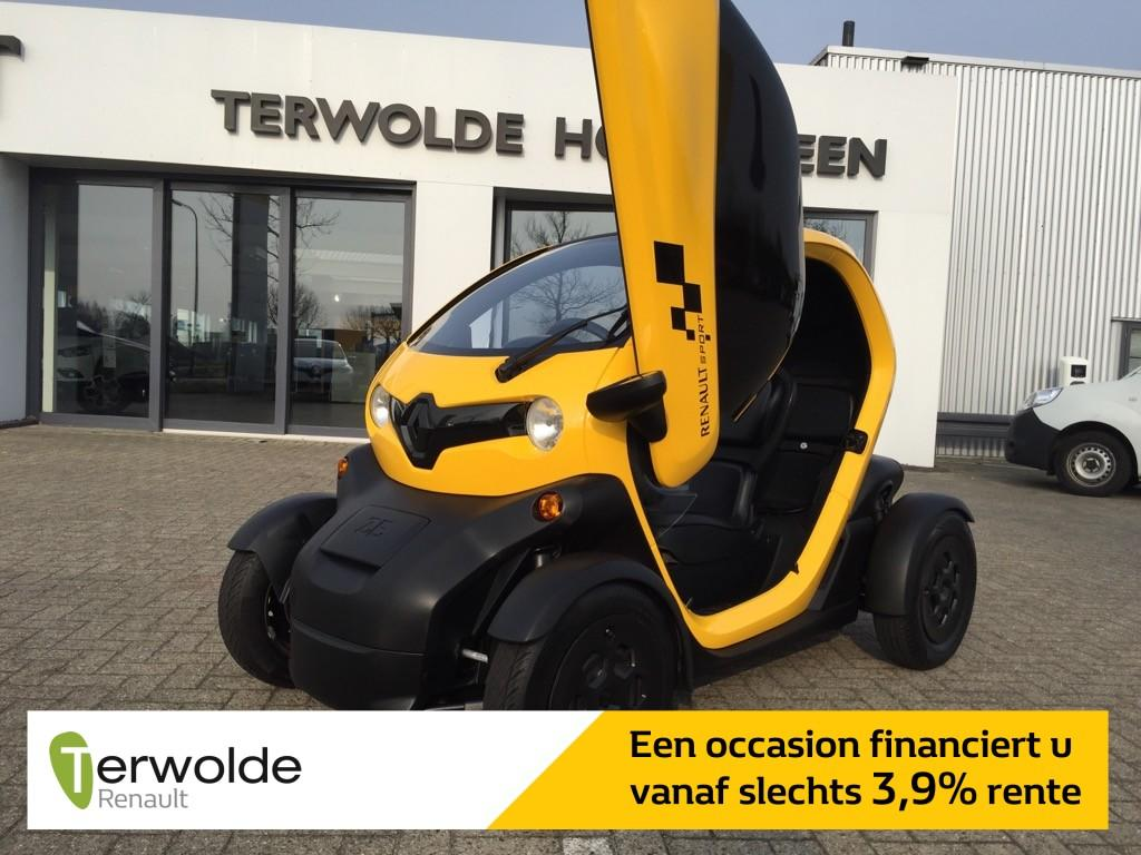 Renault Twizy Urban (ex accu) 100% elektrisch uniek!!! f1 edition formula 1 edition