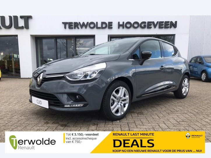 Renault Clio 0.9tce 90pk limited 2018