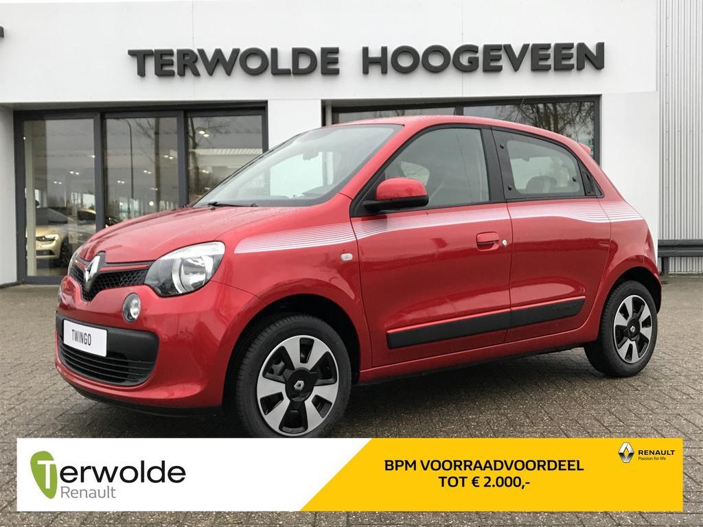 Renault Twingo 1.0sce 70pk collection € 1.725,- korting ! financiering tegen 2,9% rente ! bpm voordeel !