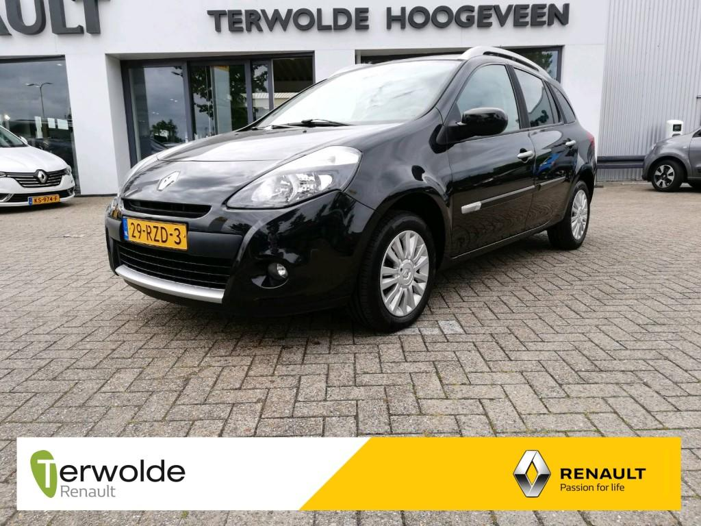 Renault Clio Estate 1.2-16v collection / airco / cruisecontrole / extra getind glas /