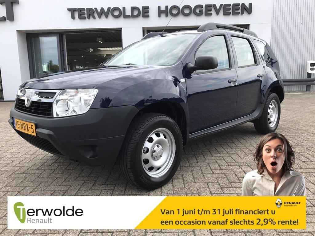 Dacia Duster 1.6 105pk ambiance 2wd