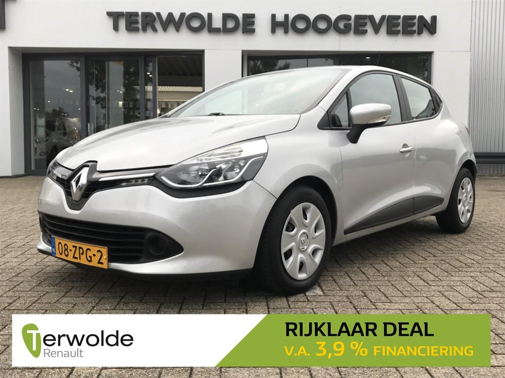 Renault Clio 1.5dci 90pk expression netto deal!