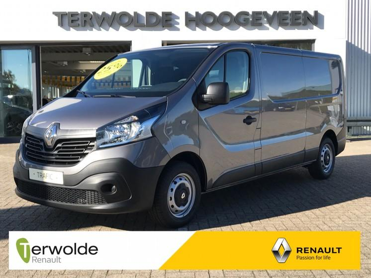 Renault Trafic 1.6dci 125pk t29 l2h1 comfort energy uit vooraad leverbaar! financial lease tegen 0% rente!