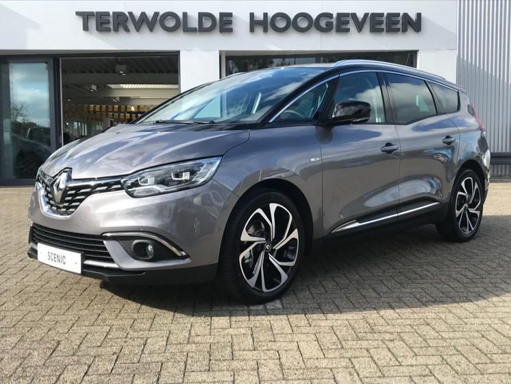 Renault Grand scénic 1.3tce 140pk gpf bose 7pers. salon de promotion! €3.191,- korting! financieren tegen 2,9% rente! uit vooraad leverbaar!