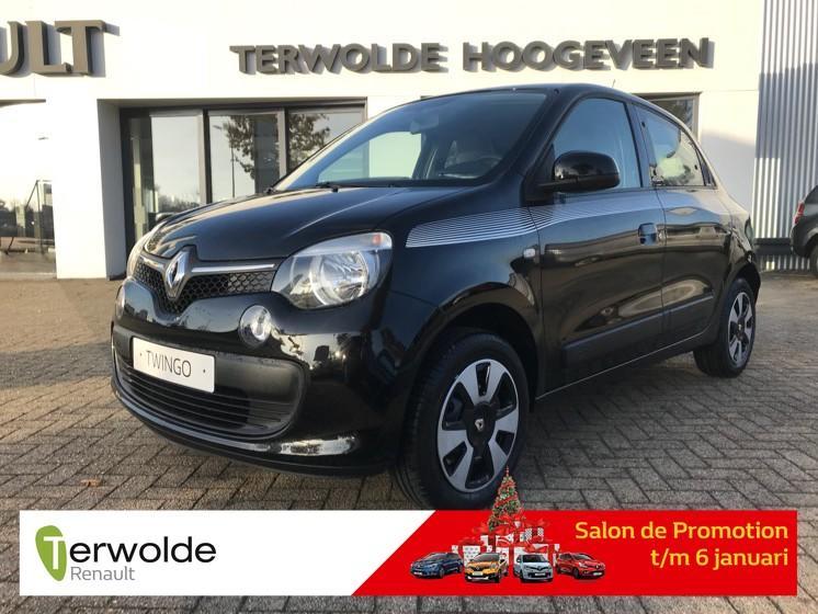 Renault Twingo 1.0sce 70pk collection € 2.075,- korting! financieren tegen 2,9% rente! uit voorraad! private lease vanaf € 179,- !