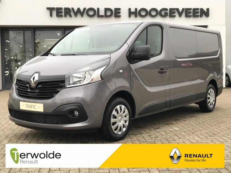 Renault Trafic 1.6dci 125pk t29 l2h1 work edition 31% korting tot 30 juni! financial lease tegen 0% rente!
