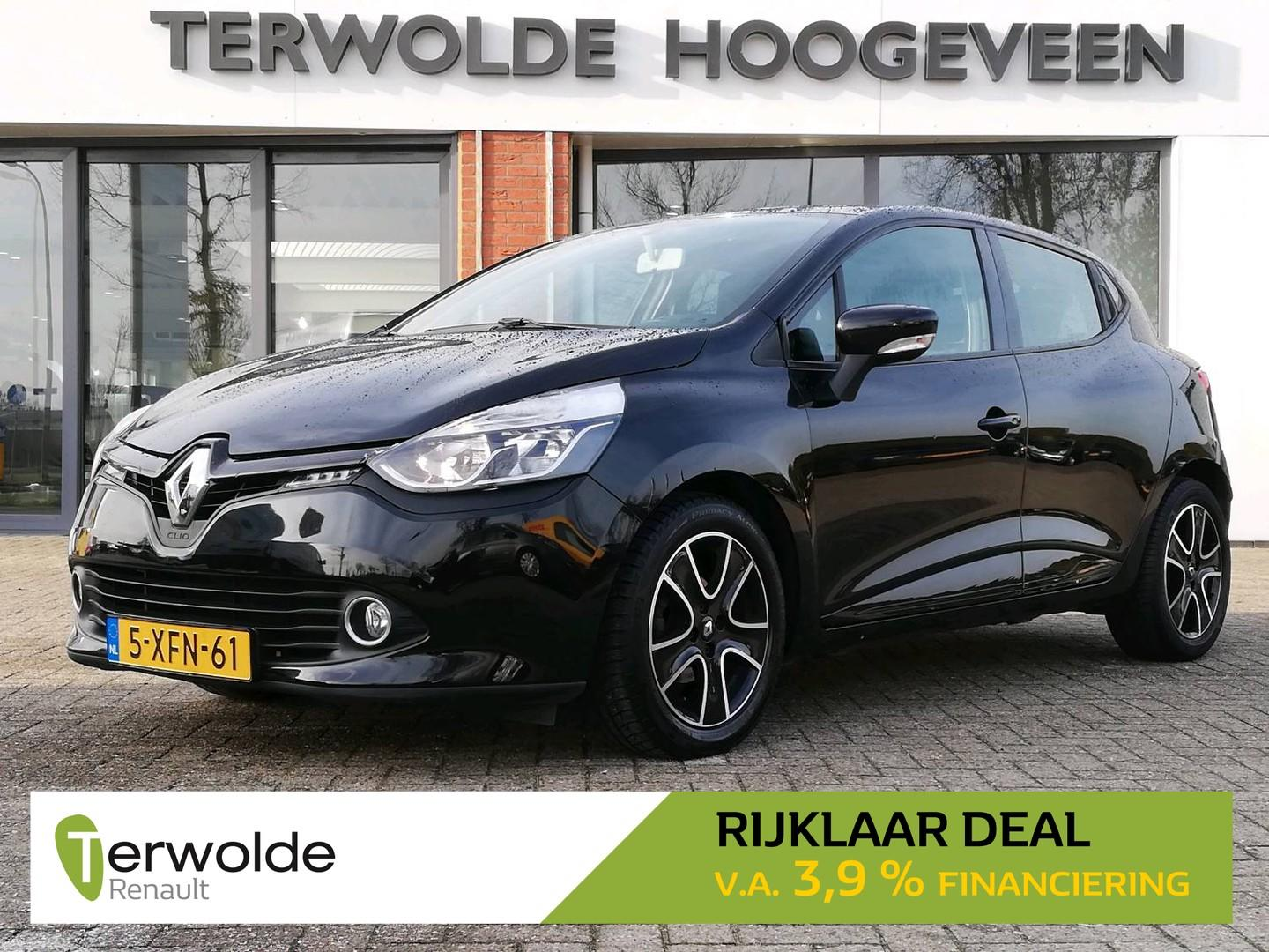 Renault Clio 0.9 tce expression / airco / metaalkleur / lichtmetaal / cruise controle / netto deal!!!!