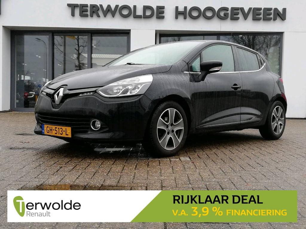 Renault Clio 0.9 tce eco night&day / navi / parkeersensoren achter / airco / cruise control /