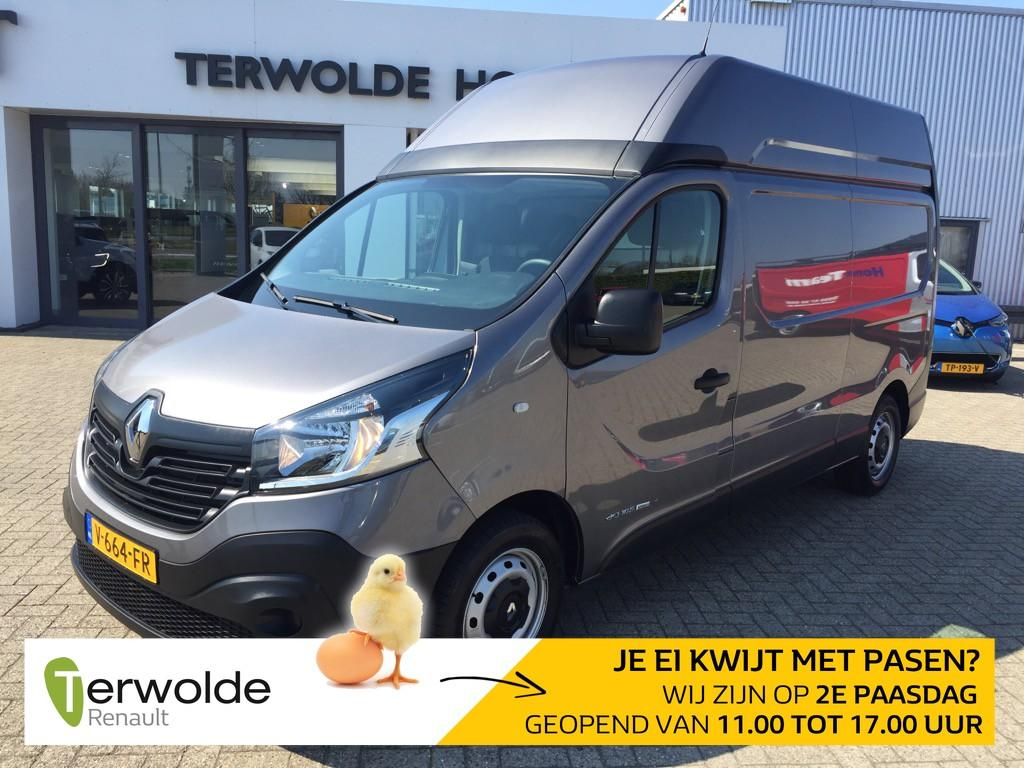 Renault Trafic 1.6 dci t29 l2h1 comfort energy 145 pk twin turbo