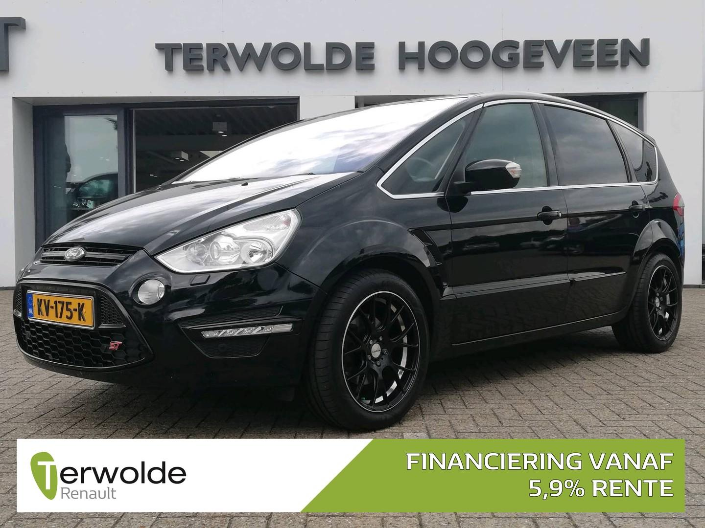 Ford S-max 2.0tdci 5pers. lease platinum