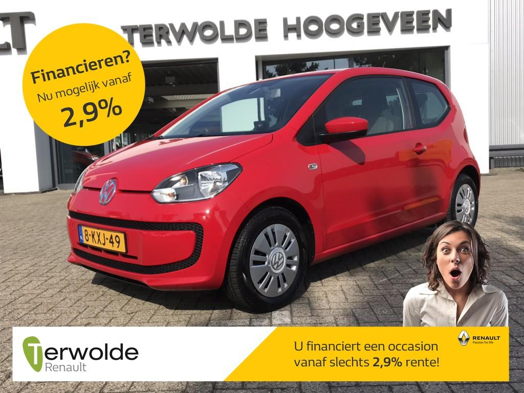 Volkswagen Up! 1.0 60pk move up! bluemotion