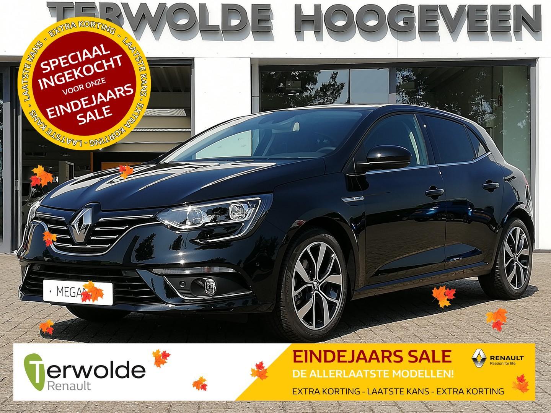 Renault Mégane 1.5blue dci 115pk bose €3.599,- korting! financiering tegen 3,9% rente!