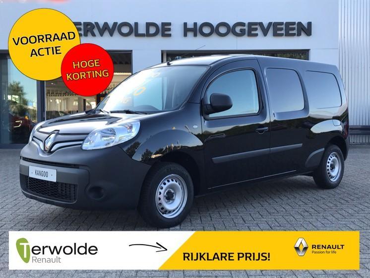 Renault Kangoo Maxi 1.5dci 90pk nedc comfort 26% korting! financial lease tegen 0% rente! uit voorraad!