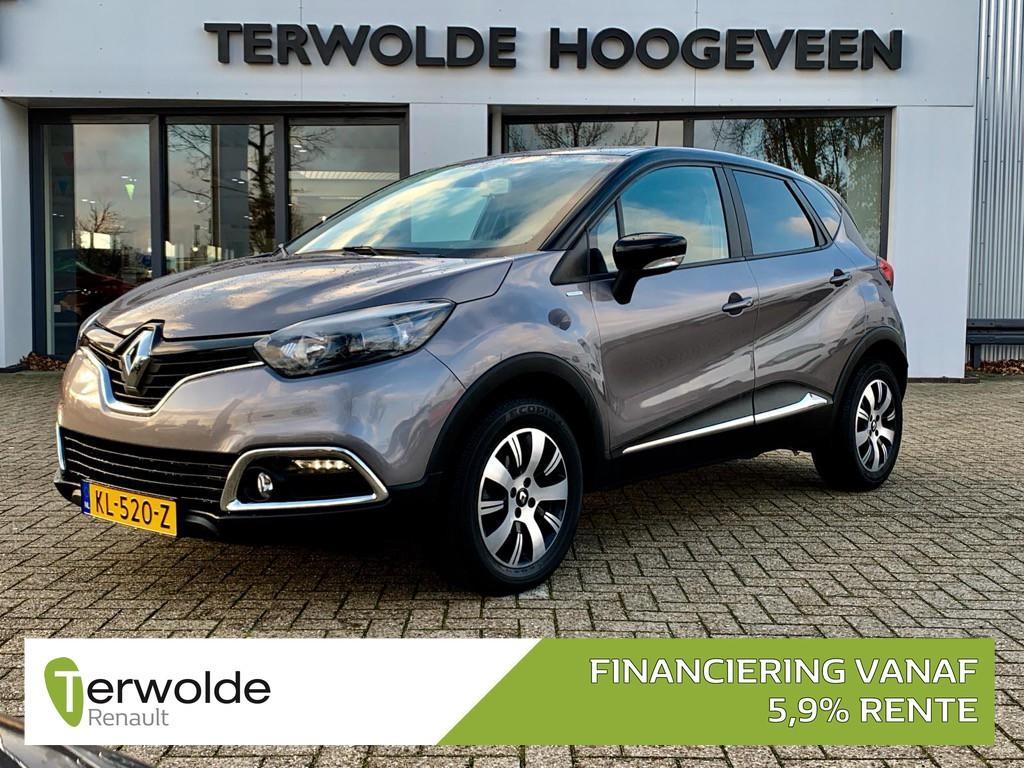 Renault Captur 0.9tce 90pk limited