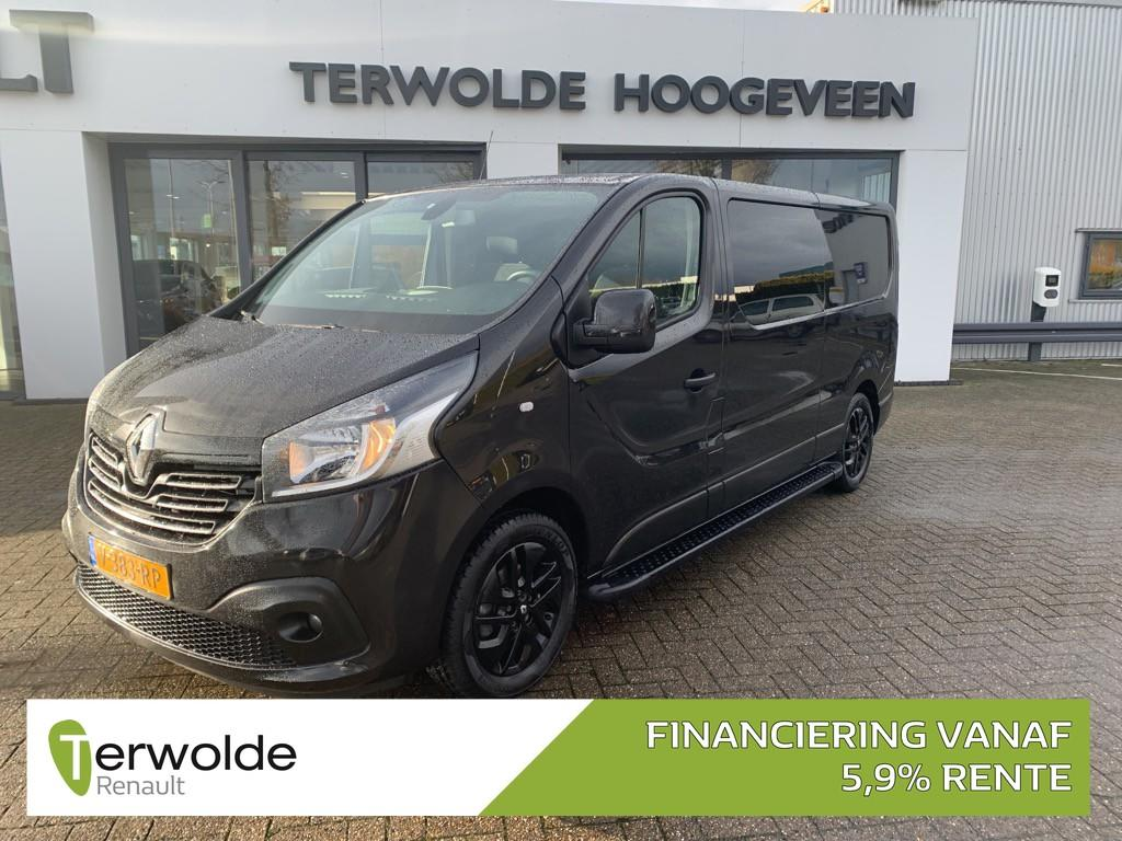 Renault Trafic 1.6 dci t29 l2h1 dc comfort energy dubbele cabine