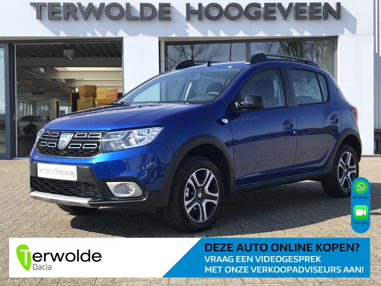 Dacia Sandero Stepway 1.0tce 100pk bi-fuel 15th anniversary uit voorraad leverbaar! financiering tegen 3,9% rente! private lease mogelijk!
