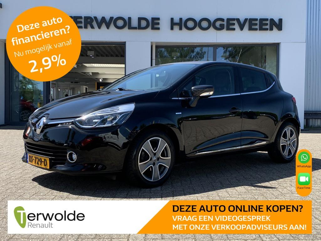 Renault Clio 0.9tce 90pk iconic