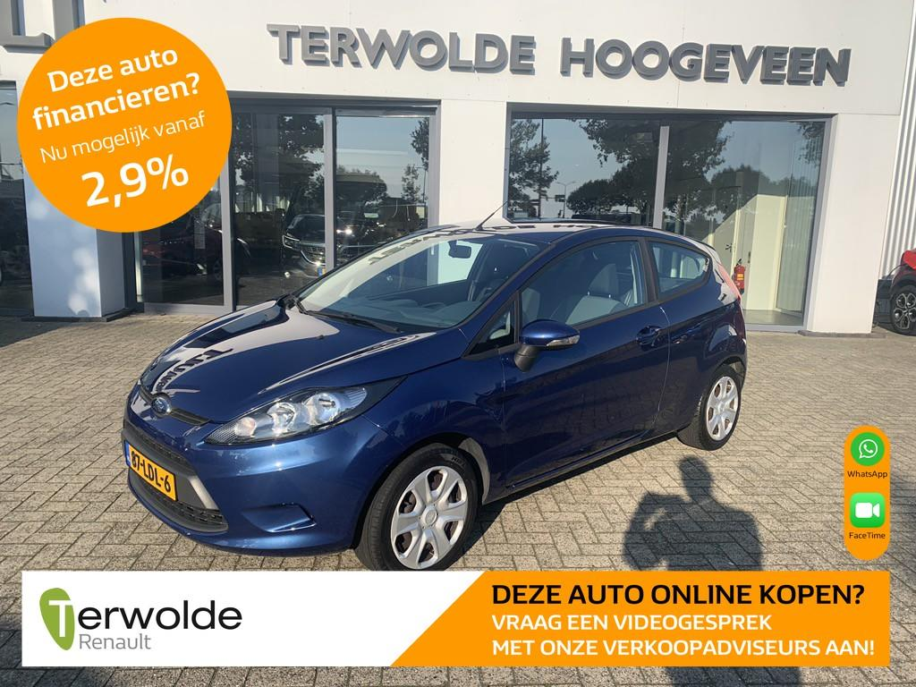 Ford Fiesta 1.25 limited airco