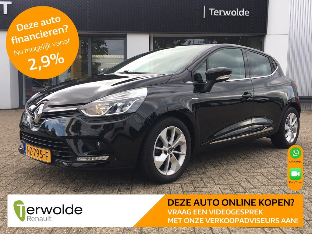 Renault Clio 0.9tce 90pk limited