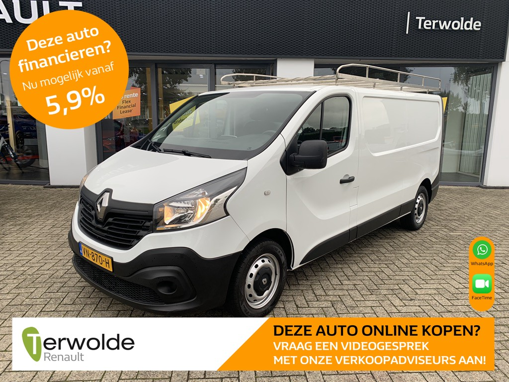 Renault Trafic 1.6 dci t29 l2h1 comfort airco