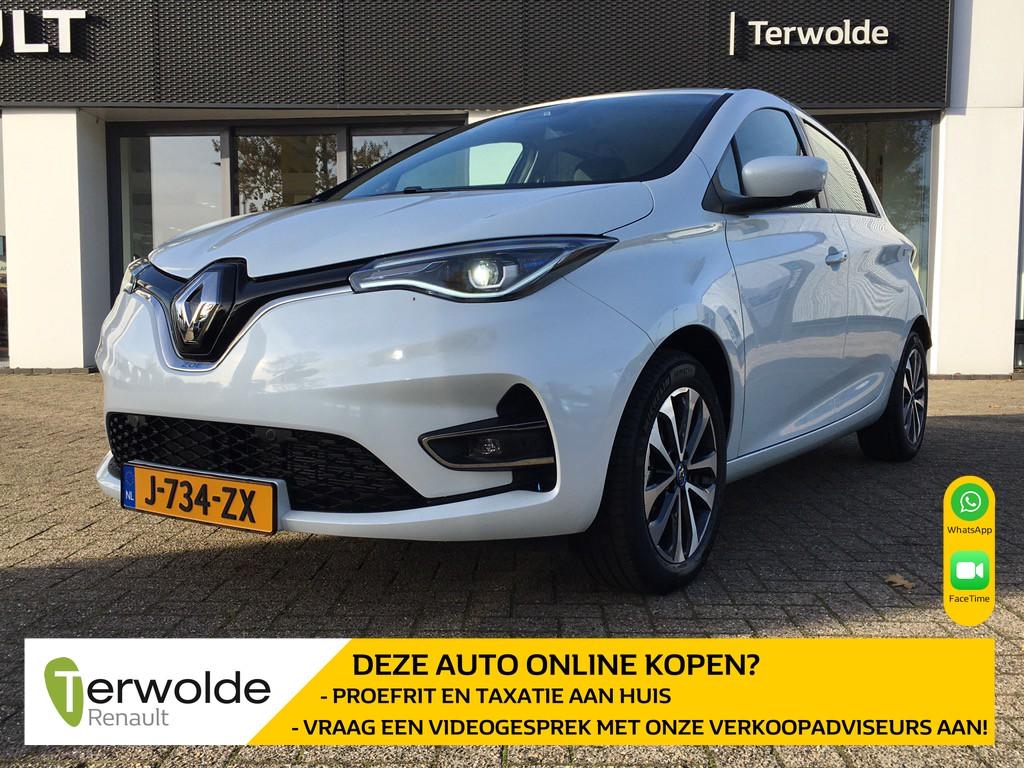 Renault Zoe R135 zen 50 (ex accu)