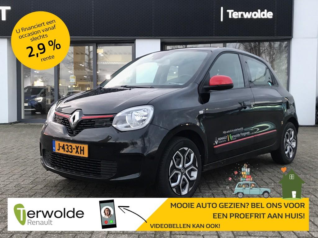 Renault Twingo 1.0sce 75pk collection proefrit aan huis mogelijk!