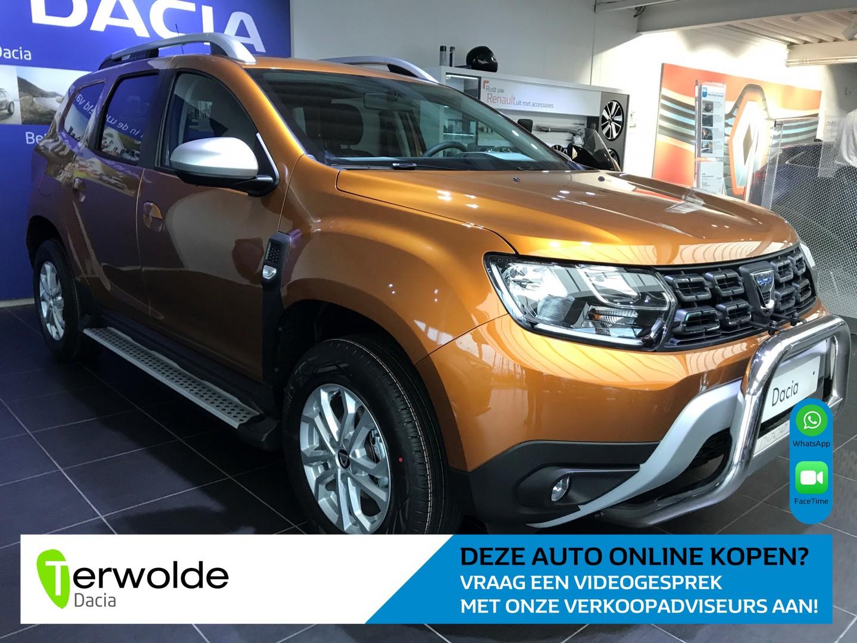 Dacia Duster 1.3tce 130pk comfort uit voorraad! financiering tegen 3,9% rente of 50/50 deal!